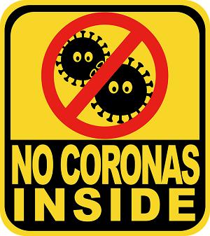 coche libre de virus