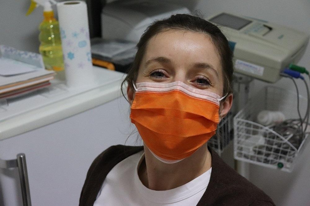 Las mascarillas pueden desinfectarse con ozono